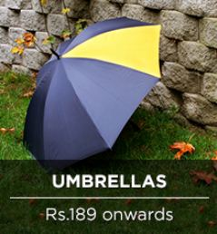 pepperfry umbrellas
