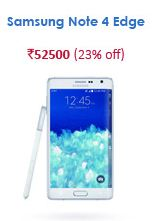 snapdeal samsung note 4 edge
