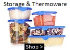 Snapdeal Great Kitchen Fest deals on storage thermoware