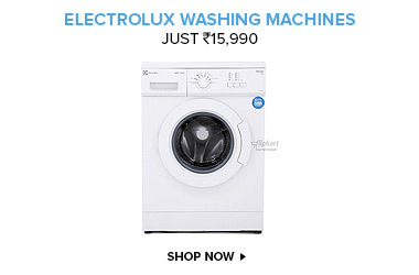 super sale flipkart 8th may electrolux washing machine