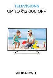television  up to 12000 off