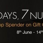 7 Days, 7 Free Nubia with Gift Cards – Amazon