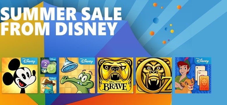 Disney Premium Games Free for a week