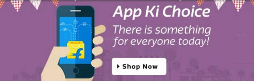 Flipkart App ki Choice