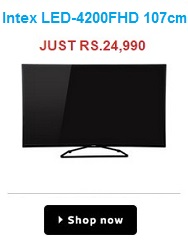 Flipkart Home Electronics Sale Intex 80cm LED 4200 FHD