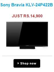 Flipkart Home Electronic Sale Sony BRAVIA KLV 24P422B