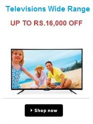 Flipkart Home Electronic Sale Television Wide range