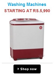 Flipkart Home Electronic Sale Washing Machine Wide Range