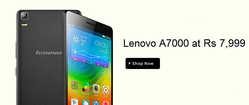 Lenovo A7000 Amazon 7k