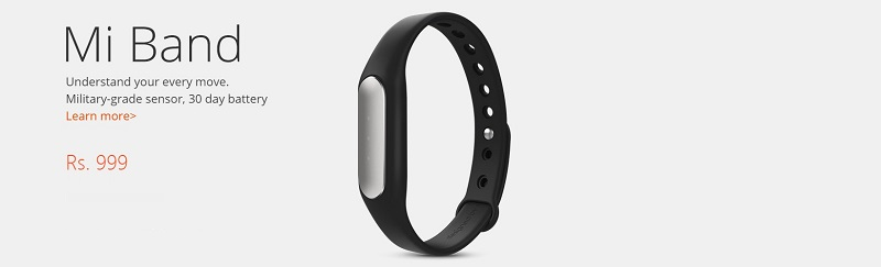 Mi Band Sale Today at 2 PM no Registration Required