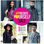 Myntra Biggest App Only Fashion Sale is Here – The Appreciate Yourself Sale