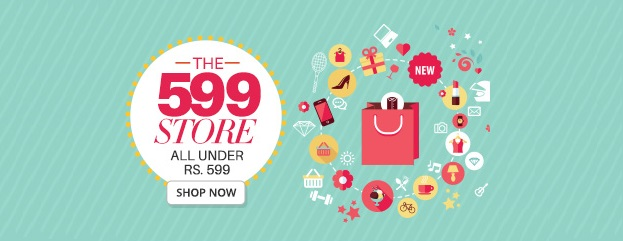 Paytm the 599 Store All products under Rs599