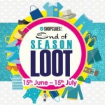 Shopclues End of Season Loot – Flat 40% to 90% off