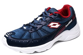 Snapdeal Lotto Traunt Navy Sport Shoes