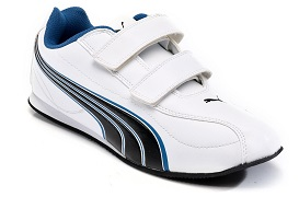 Snapdeal Puma Wirko Vs Dp White-blue Aster