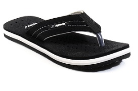 Snapdeal Sparx Black Slippers
