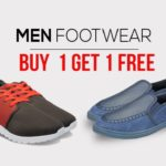 Yepme Mens Footwear Buy 1 Get 1 Free at Rs.499