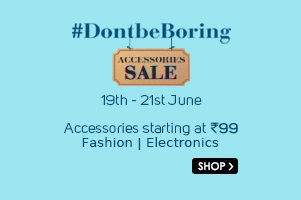 dont be boring sale
