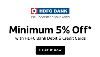 hdfc bank offer flipkart 5 june