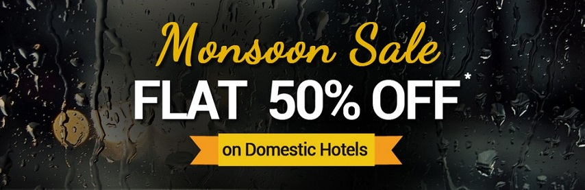 Goibibo Monsoon Sale