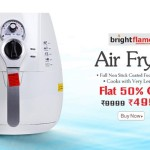 HomeShop18 Bright Flame Air Fryer – Only at Rs.4999