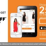 Jabong Coupon APP25 – 25% Discount only on App