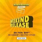 Myntra Blockbuster Sale TAKE 3 Weekend Release