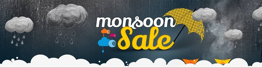 Snapdeal Monsoon Home Sale