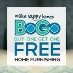 Snapdeal Buy One Get One Free Offer on Home Furnishing