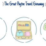 The Great Paytm Travel Giveaway – Win iPhone 6, iPad Mini and More