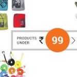 Infibeam 99 Corner – Get Everything Under Rs.99