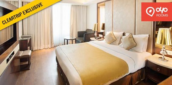 Cleartrip offers oyo rooms 69 off