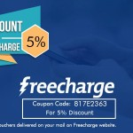 FreeCharge Gift Voucher at 2% OFF on Giftxoxo