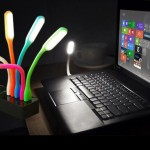 Groupon Offers : USB LED Flexible Lamp at Rs.199 Buy 1 Get 1 Free