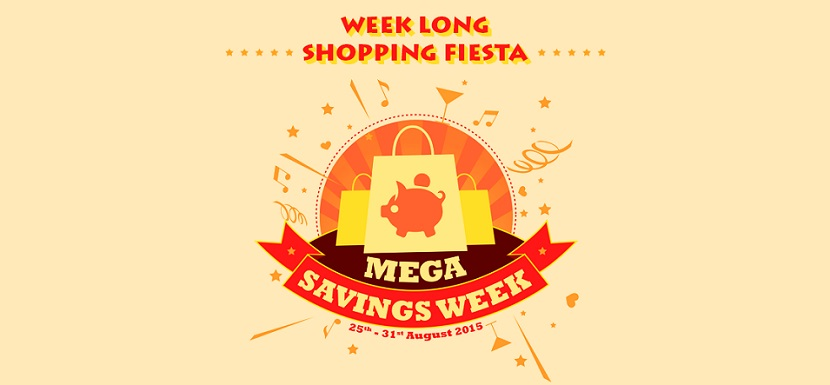 Infibeam Mega Saving Week