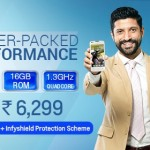 Intex Cloud Pace – Price Slashed to Rs.6299 on Shopclues