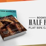 Paytm Books at Half Price – Flat 50% off