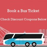 RedBus Bus Booking Coupons : Flat Rs.125 Off on All Bookings