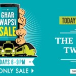 Shopclues Ghar Wapsi Sale DAY 25 Offer on Bye buys