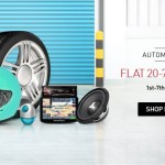 Snapdeal biggest Automotive Sale – Live Now