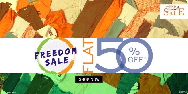 Trendin Freedom Sale