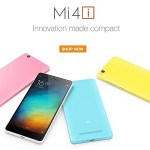Xiaomi Mi 4i Available on Amazon at Rs 11999