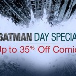Amazon Batman Day Special Discount on Comics – Upto 35% OFF