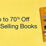Amazon Ultimate Book Sale – Upto 70% Off on Best Selling Books