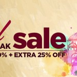 Eid Mubarak Sale on Pepperfry – Upto 40% Off + Extra 25% OFF