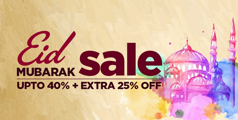 Eid Mubarak Sale on Pepperfry