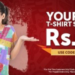 Freecultr Tees at Rs. 99 only – Offer For your First Order