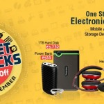 Gadget Sidekicks Sale on Electronic Accessories – Upto 80% off on Shopclues