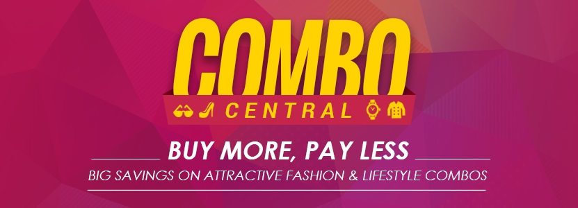 Infibeam Combo Central Offers splashy20