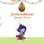 Janmashtami offers and deals at FirstCry – Rs.1 Store
